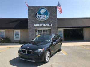 2014 BMW X1 LOW KM! XDRIVE 28I! $159.00 BI-WEEKLY+TAX!
