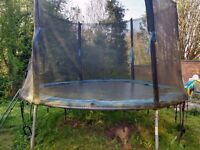 11 ft Trampoline