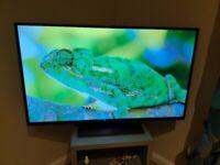 49 inch Panasonic 4k ultra HD smart tv