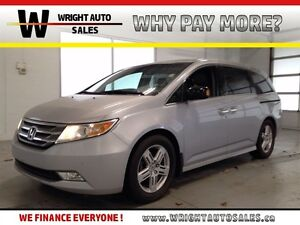 2013 Honda Odyssey TOURING| LEATHER| NAVIGATION| SUNROOF| 74,931