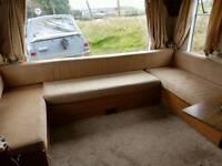 Static caravan cushions ideal for motorhome conversion
