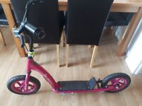 Scooter big pink from about 8Y