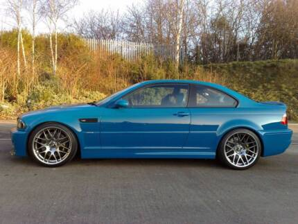 Wanted: WANTED - BMW E46 M3