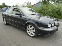2006 Jaguar X Type 2.0 Diesel SE Full Leather, Sat Nav, Park Assist, Cruise Control, Climate Control
