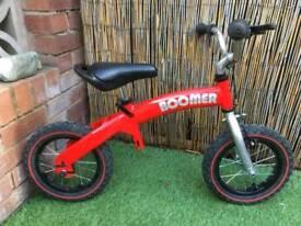 Boomer balance / pedal bike