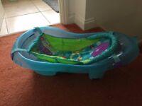 Rare: Fisher-Price Ocean Wonders Deluxe Aquarium Bath Tub