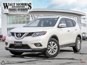 2016 Nissan Rogue SV - REAR VIEW CAMERA, PWR SUNROOF, HEATED SEA