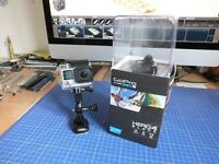 GoPro Hero4 Black with Samsung 64gig card.