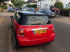 Mini Cooper 1.6 petrol 18000 miles
