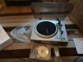 New Neostar vinyl cd/recorder usb turntable