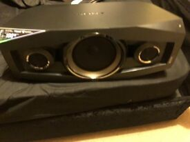 Sony Bluetooth speaker gtk-n1bt