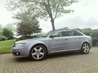 AUDI A4 1.9 TDI SPORT GMBH *FULL SERVICE HISTORY FULL MOT IMMACULATE CONDITION*