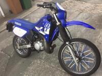 Yamaha DTR125