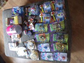 Small job lot bundle toys/figures all new