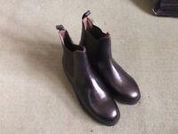 Brogini Jodhpur Safety Boots Size 11 (46) - *NEW*