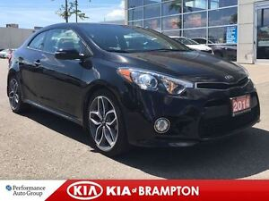 2014 Kia FORTE KOUP SX LUXURY NAVI LEATHER BLUETOOTH LOADED!!
