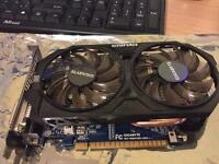 Gigabyte GeForce GTX 650 Ti (2048 MB) (GV-N65TOC-2GI) Graphics Card