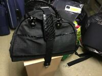 Original Black guess overnight bag