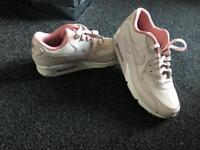 Ladies Nike air trainers