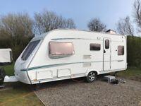 Abbey GTS 42O 4 berth Caravan