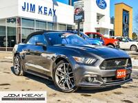 2015 Ford Mustang GT CONV W/AUTO & 20S FORMER FORD EXEC CAR WITH
