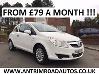2010 VAUXHALL CORSA 1.0 ** SERVICE HISTORY ** FINANCE AVAILABLE WITH NO DEPOSIT **