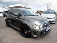 Abarth 595 595 1.4 T-jet Trofeo (grey) 2015