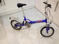 Folding City Portable Folding Bike Bicycle Compact Light