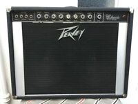 Peavey Classic vintage guitar combo amplifier is in fantastic condition for it's year!