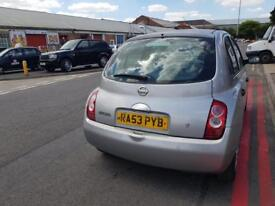 Nissan Micra manual for sale