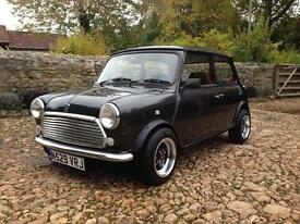 SOLD! Classic Mini limited edition sidewalk