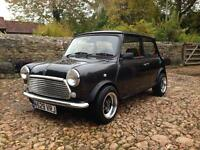 Classic Mini limited edition sidewalk