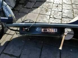 Electric Scuter Razor E 300, Grey, Used