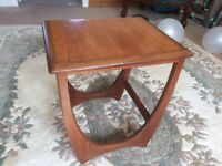 G plan side table/ small coffee table £20
