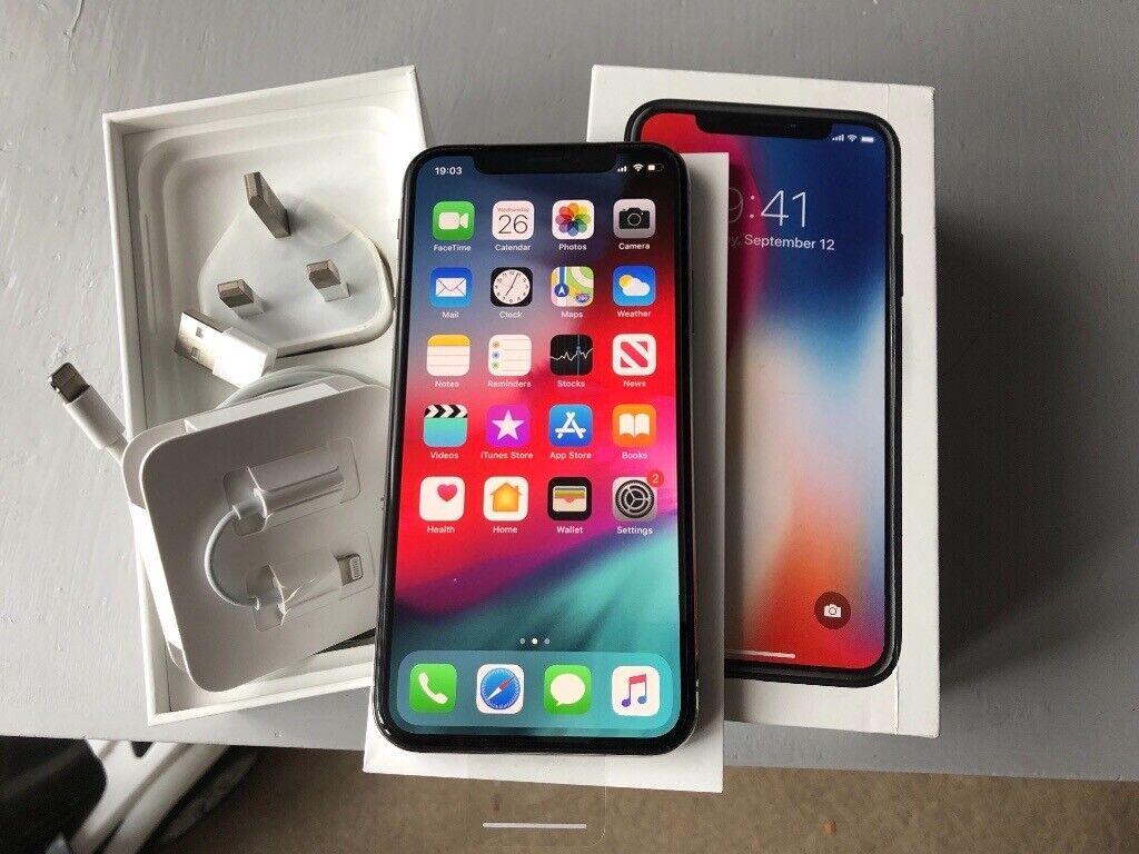 Iphone X 64gb White Unlocked In Lewisham London Gumtree