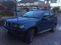 Cheapest X5 UK,new mot,low miles,drives n great tyres