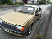 ***REDUCED*** CLASSIC MKII VAUXHALL CAVALIER ***ONLY 12,000 MILES***