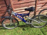"""Boys and girls 24"""" mountain bikes"""