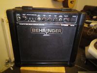 Behringer V Tone GM108 Modelling Guitar Amplifier 15W