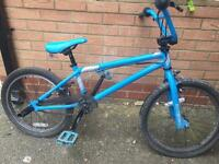 Mongoose capture BMX (blue)