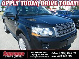 2014 Land Rover LR2 H.SEATS/ROOF/ONEOWNER