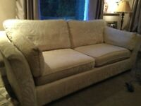 M&S LOVELY COMFORTABLE 3 SEATER SOFA
