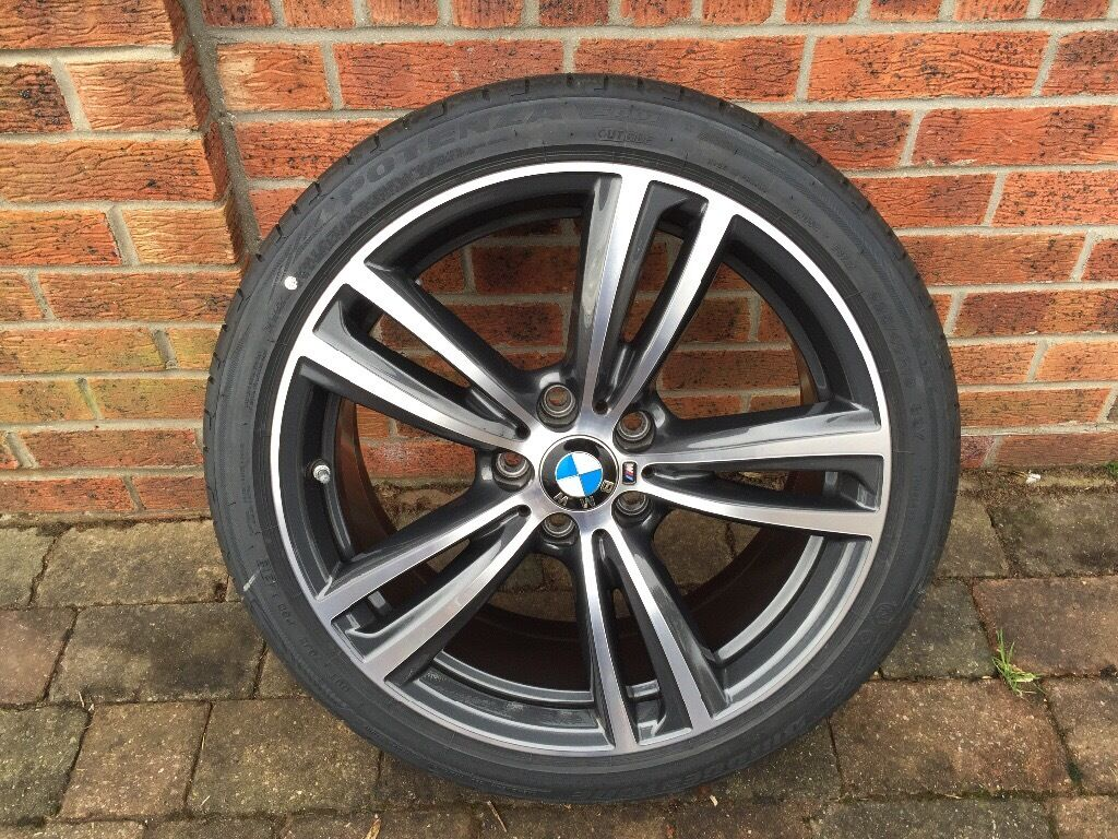 new bmw alloy wheels tyres style 442 19 ferric grey. Black Bedroom Furniture Sets. Home Design Ideas