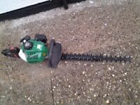 Petrol Hedge cutter 2 stroke