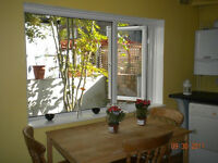 2 BEDROOM GARDEN FLAT MOVE IN THIS WEEKEND PRICE REDUCED FROM £480 to
