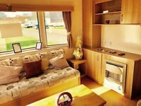 😀😀Payment option available on this static caravan at sandy bay on northumberland coast😀😀