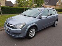 2006 Vauxhall Astra 1.6 petrol, 84k miles Full service History-Automatic