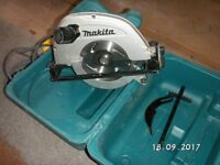 MAKITA 110 VOLT Circular Saw