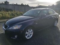 LEXUS IS 250, AUTOMATIC, DRIVES SUPERB & LOOKS GREAT. SERVICE HISTORY. FULLY VALETED.