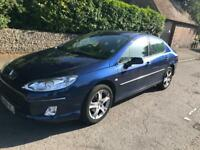 Peugeot 407 fully loaded 2008 automatic
